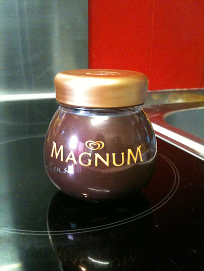 pâte à tartiner Magnum
