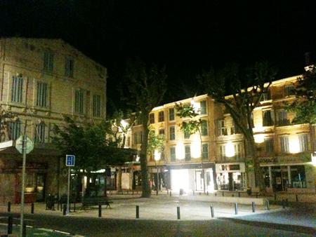 place mairie de salon de provence