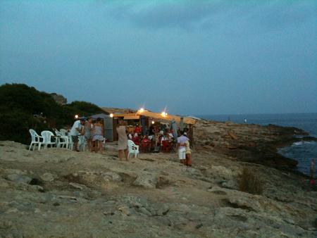 petit resto Ibiza