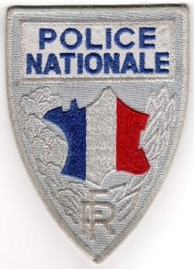 blason police nationale
