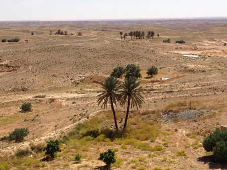 panorama Matmata