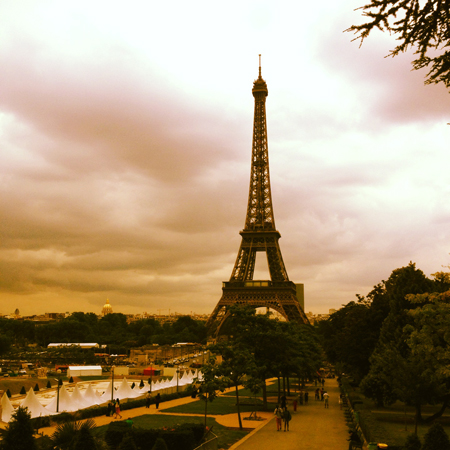 paris instagram tour eiffel