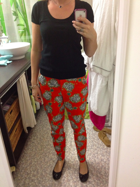 pantalon primark
