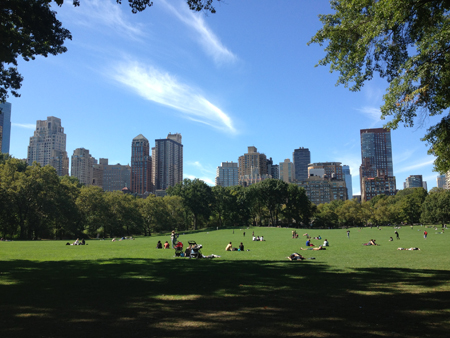 central parc