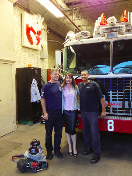 Firemen NYC