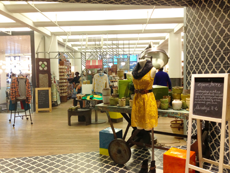 magasin Anthropology