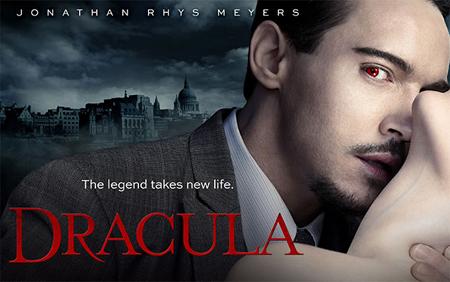 série tv Dracula