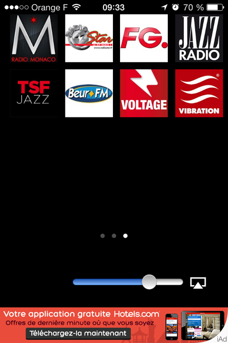 app radio p3