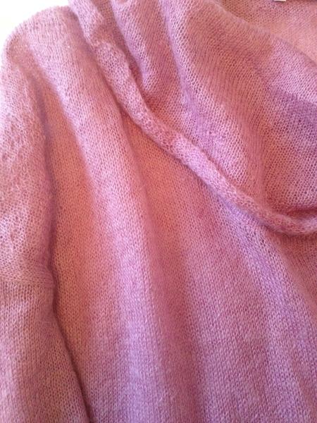 pull laine rose promod
