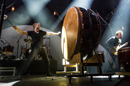 Percussions Imagine Dragons