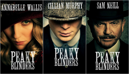 Peaky-Blinders affiches